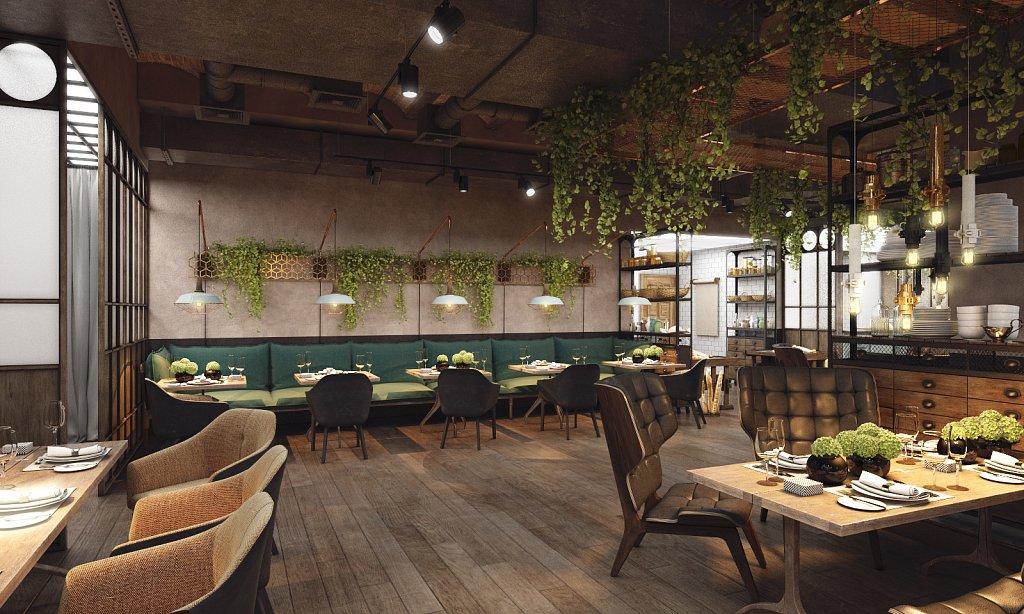 Restaurant Balkon