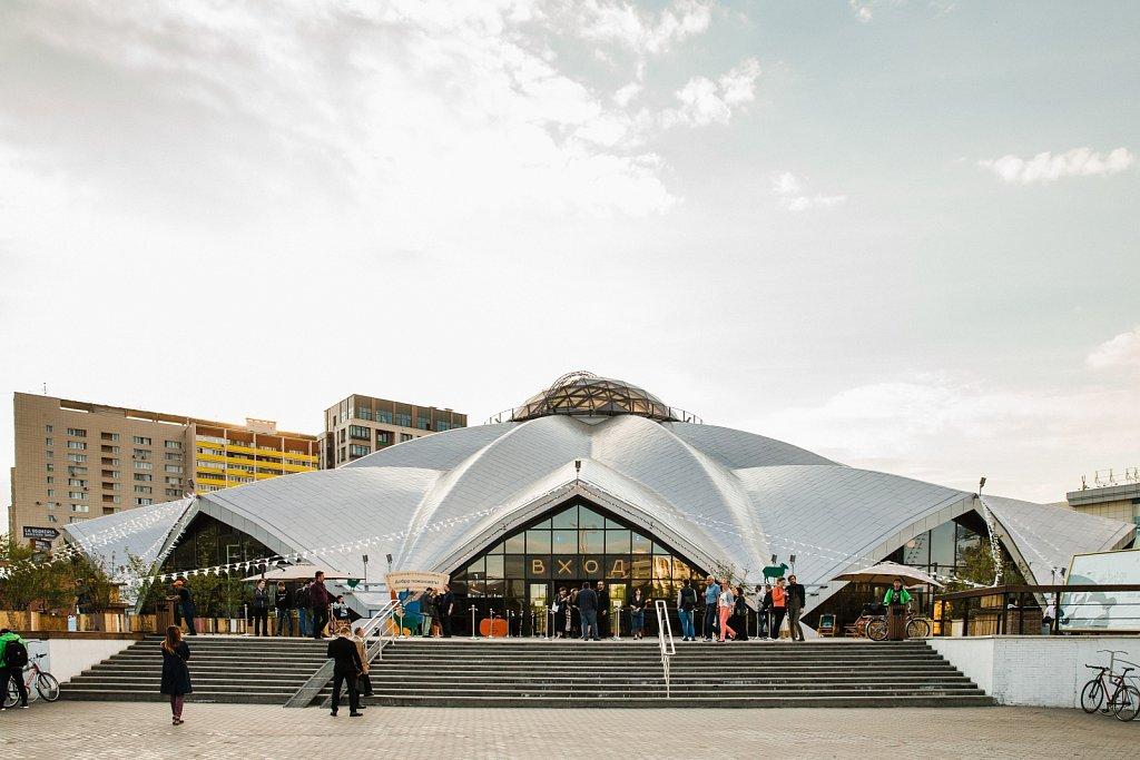 Danilovsky Market