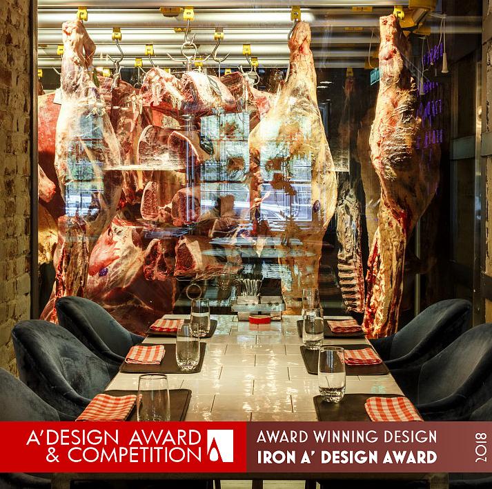 Победитель конкурса A' Design Award & Competition 2017-2018